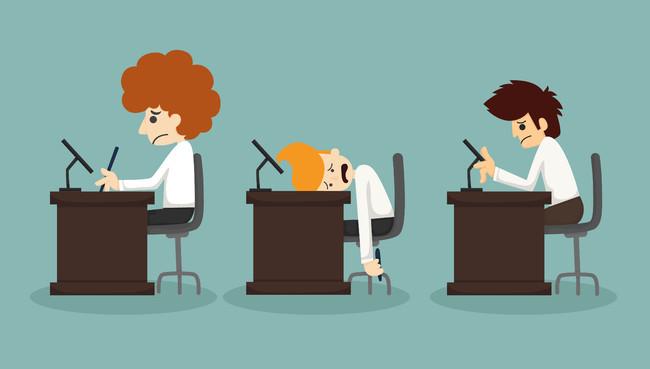 2. Работа - место конкуренции, а не товарищества