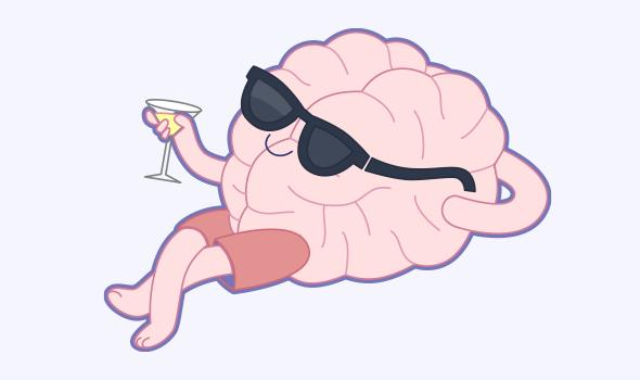 8 поразительных  фактов о мозге, о  которых вы не знали